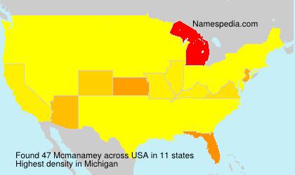 Mcmanamey
