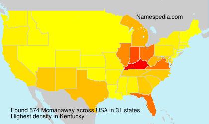 Mcmanaway