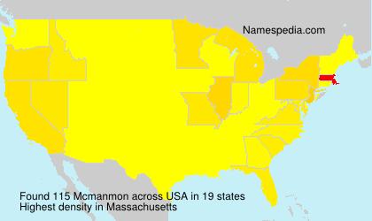 Mcmanmon