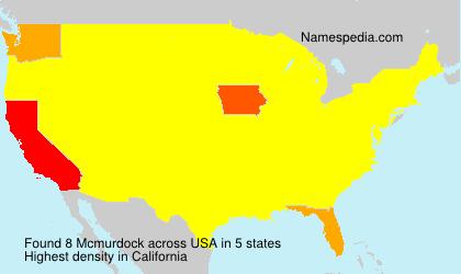 Mcmurdock