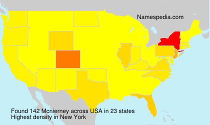 Mcnierney