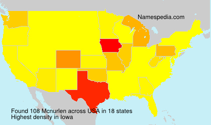 Mcnurlen
