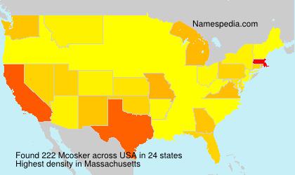 Mcosker
