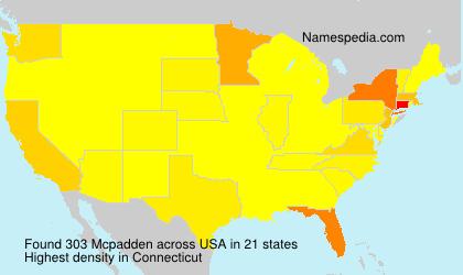 Mcpadden