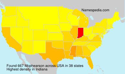 Mcphearson