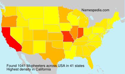 Mcpheeters