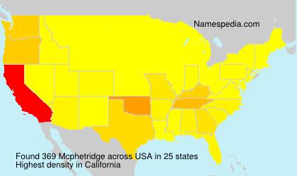 Mcphetridge