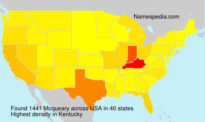Mcqueary