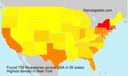 Mcqueeney