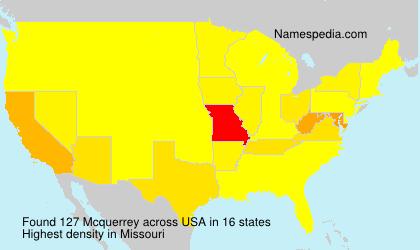 Mcquerrey