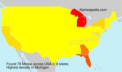 Mctaw