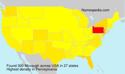 Mcvaugh