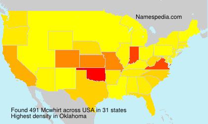 Mcwhirt