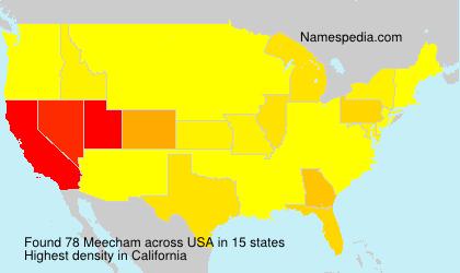Meecham - USA