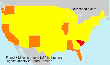 Melesia - USA