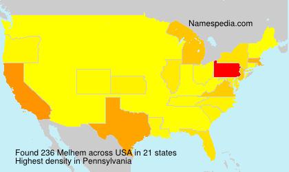 Melhem - USA