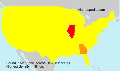 Mettupalli - USA