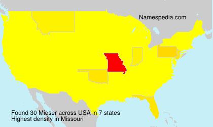 Mieser - USA