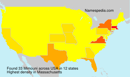 Mimouni - USA