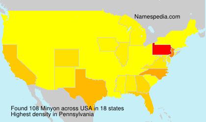 Minyon