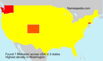 Mishalani - USA