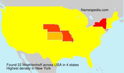 Moehlenhoff - USA