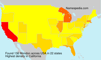 Mondon - USA