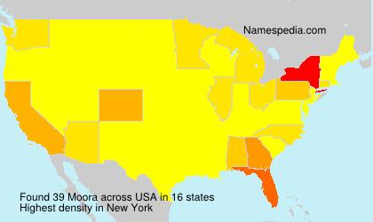 Moora - USA