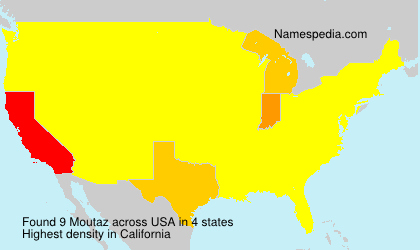 Moutaz - USA
