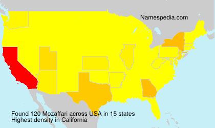Mozaffari