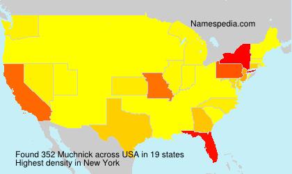 Muchnick - USA