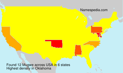 Mugwe - USA