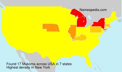 Mukoma - USA