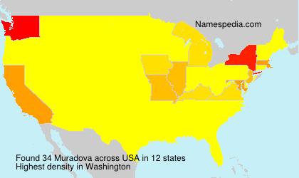 Muradova - USA