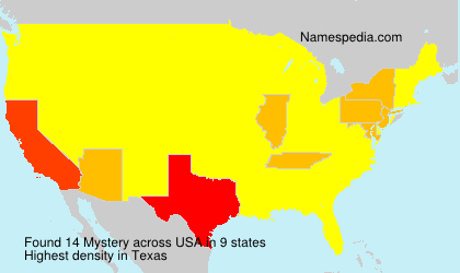 Surname Mystery in USA