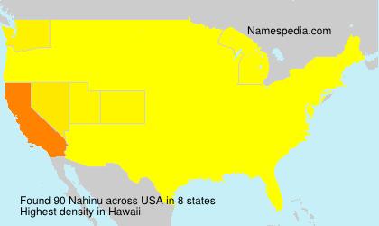 Nahinu - USA