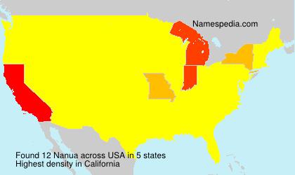 Nanua - USA