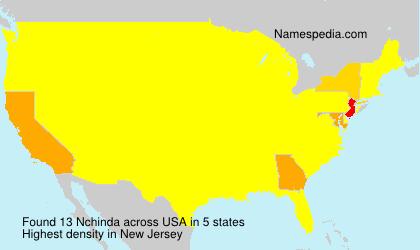 Nchinda
