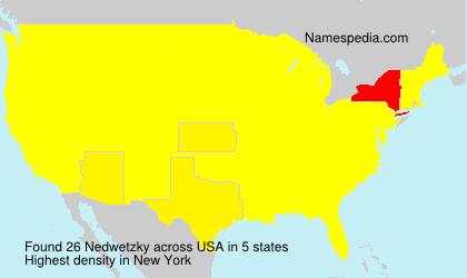 Nedwetzky - USA