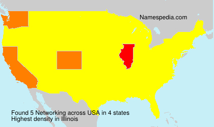 Surname Networking in USA