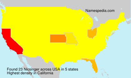 Nicsinger - USA