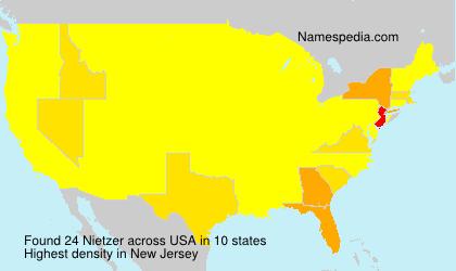Nietzer - USA
