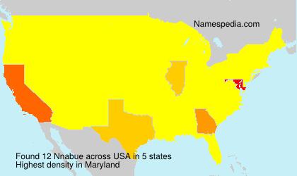 Nnabue - USA