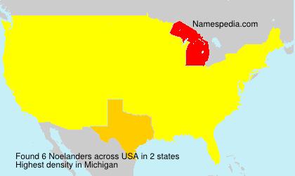 Noelanders - USA