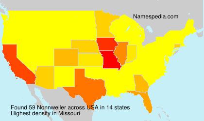 Nonnweiler - USA