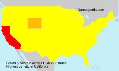 Nostaja - USA