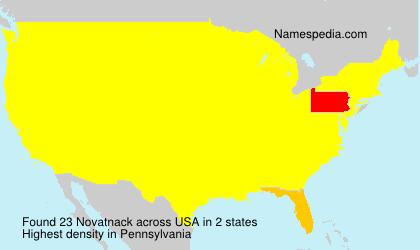 Novatnack