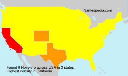 Novelero - USA