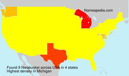 Nwabuokei - USA