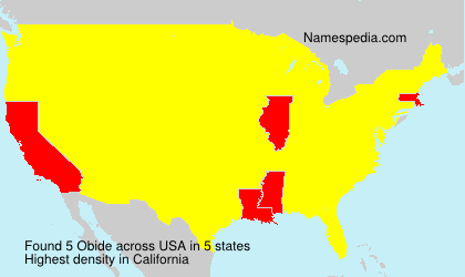 Obide - USA